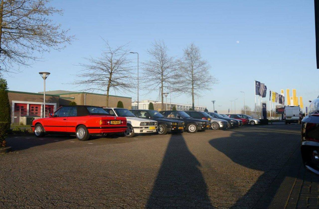 BMW E30 Club opgericht