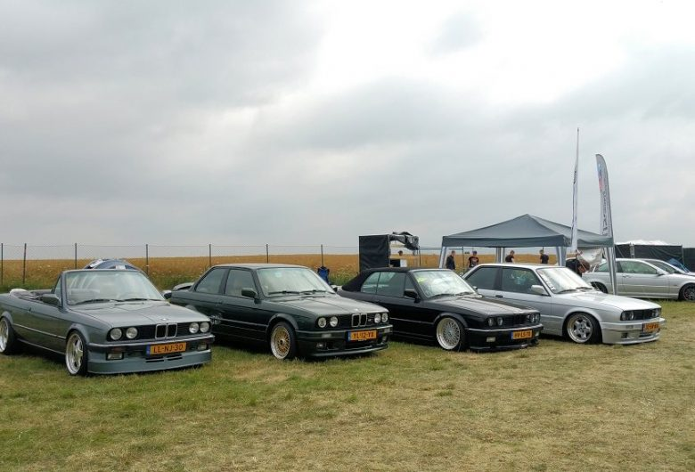 BMW Syndicat Asphaltfieber 2018
