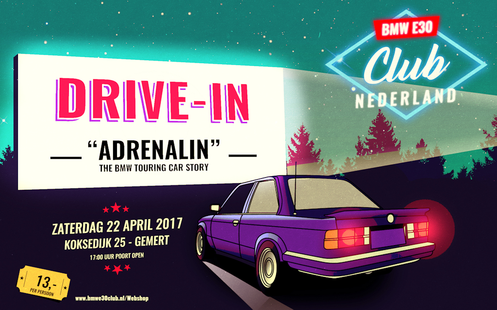 Drive-in Movie Night Goodiebags!