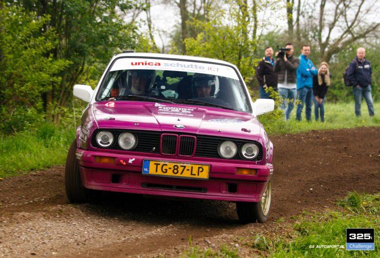 ELE Rally – 325i Challenge – Veldhoven