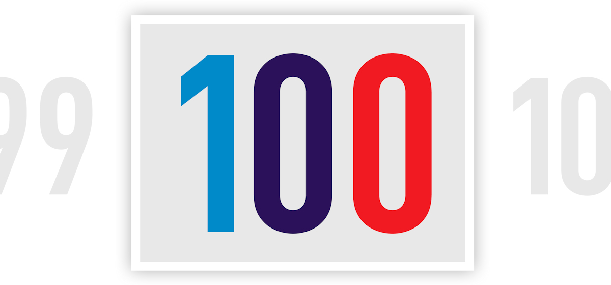 Word jij ons 100e lid?