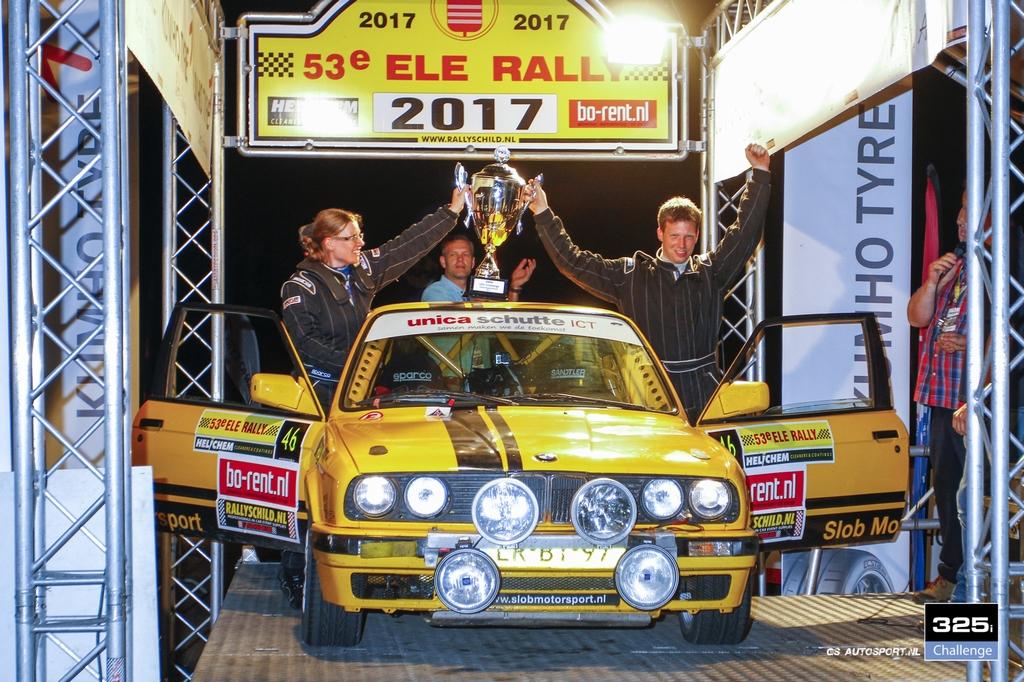 Verslag van de ELE Rally Veldhoven