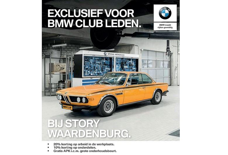 BMW Story Waardenburg