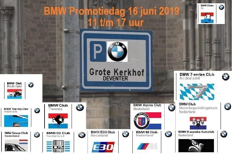 BMW Promotiedag 2019